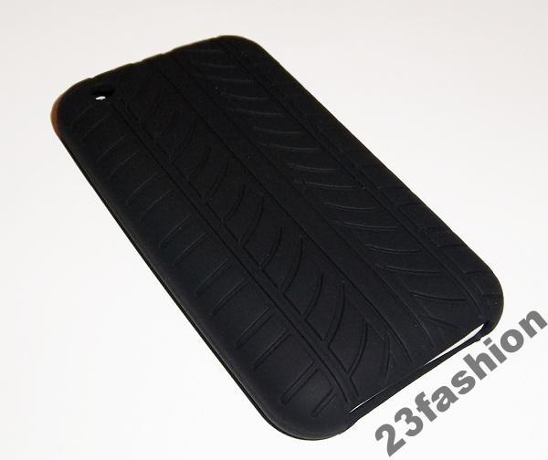 Etui Pokrowiec Iphone 3G 3GS sylikonowy opona NEW