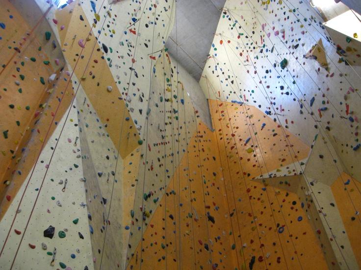 indoor climbing : Uithof Den Haag