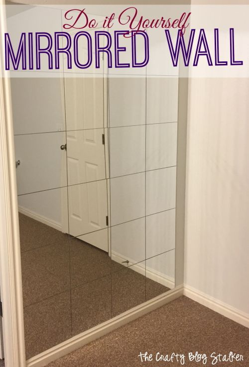 I love my new house, but there are still a lot of blank empty walls that I need to do something with.  Around the time that we moved in, I found boxes of 12 x 12 mirrors for $7.  Each box had 6 mirrors, that's just over a $1 each!  I bought 4 boxes.  I had … … Continue reading →