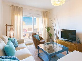 3 Bedroom Apartment in Tarifa to rent from £595 pw, with a shared swimming pool.