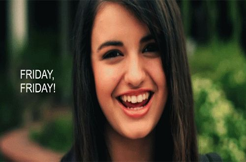 Remember Rebecca Black's 'Friday' Song? It Was 260 Fridays Ago