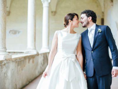 """""""Niente è per sempre: vuoi essere il mio niente?"""": le nozze di Silvia ed Enrico"""