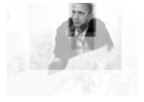 PRESIDENT OBAMA [THE MOMENT]  #presidentobama #digitalpainting #digitalart #digitalphotography #drawing #painting #Obama #Osamabinladen #blackandwhite #portraits