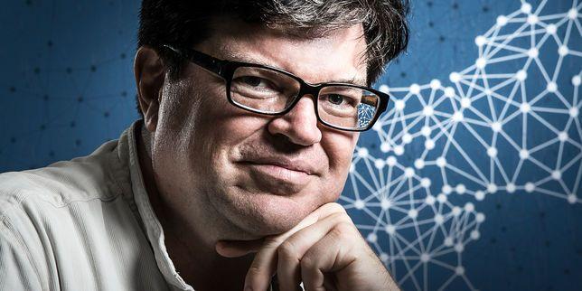 Vedette de l'intelligence artificielle, le Français Yann LeCun, donnera sa leçon inaugurale au Collège de France ce jeudi 4 février à 18 heures.