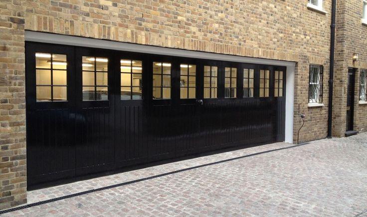 25 best ideas about sliding garage doors on pinterest sliding glass doors sliding glass. Black Bedroom Furniture Sets. Home Design Ideas