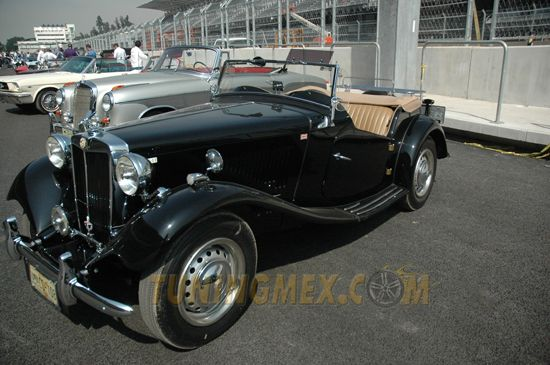 Día Nacional del Auto Antiguo | Tuningmex.com