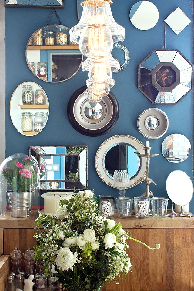 collec' de miroirs : j'aime