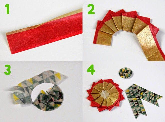 マスキングテープで簡単かわいいラッピング!クリスマスプレゼントにフォトブックを贈ろう♪ | 500円フォトブックTOLOT スタッフブログ