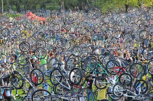 Melhor De Santos - Passeio Ciclistico