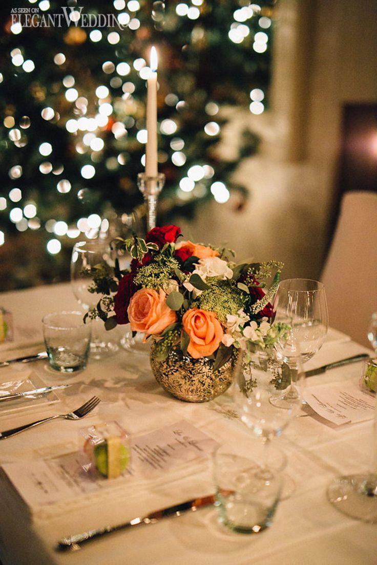 172 best Winter Weddings Ideas images on Pinterest | Christmas ...