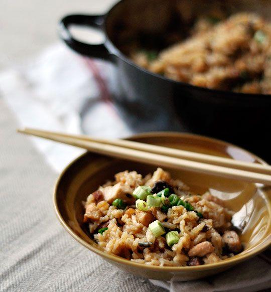 chinese rice potPizza Recipe, Bourbon Chicken, Casseroles Recipe, Savory Recipe, Chicken Casseroles, Chine Chicken, Clay Pots, Dutch Ovens Recipe, Dinner Recipe