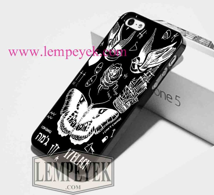 1D Harry Styles Tattoos Phone case iPhone case, Samsung Galaxy case, HTC one…