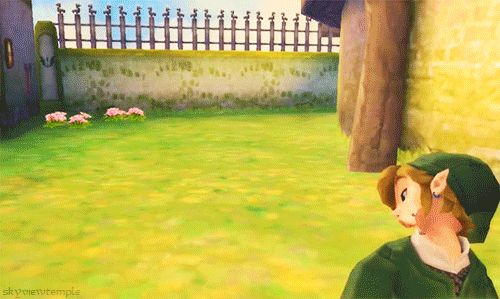 What's the deal, Link?   32 Times Video Games Made Absolutely No Sense/ BEN Drowned has moved to skyward sword!!!
