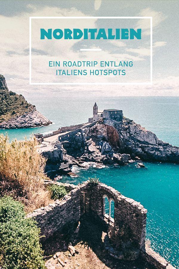 Road Trip Northern Italy – as mais belas atrações da Itália no norte   – Reisen durch Europa