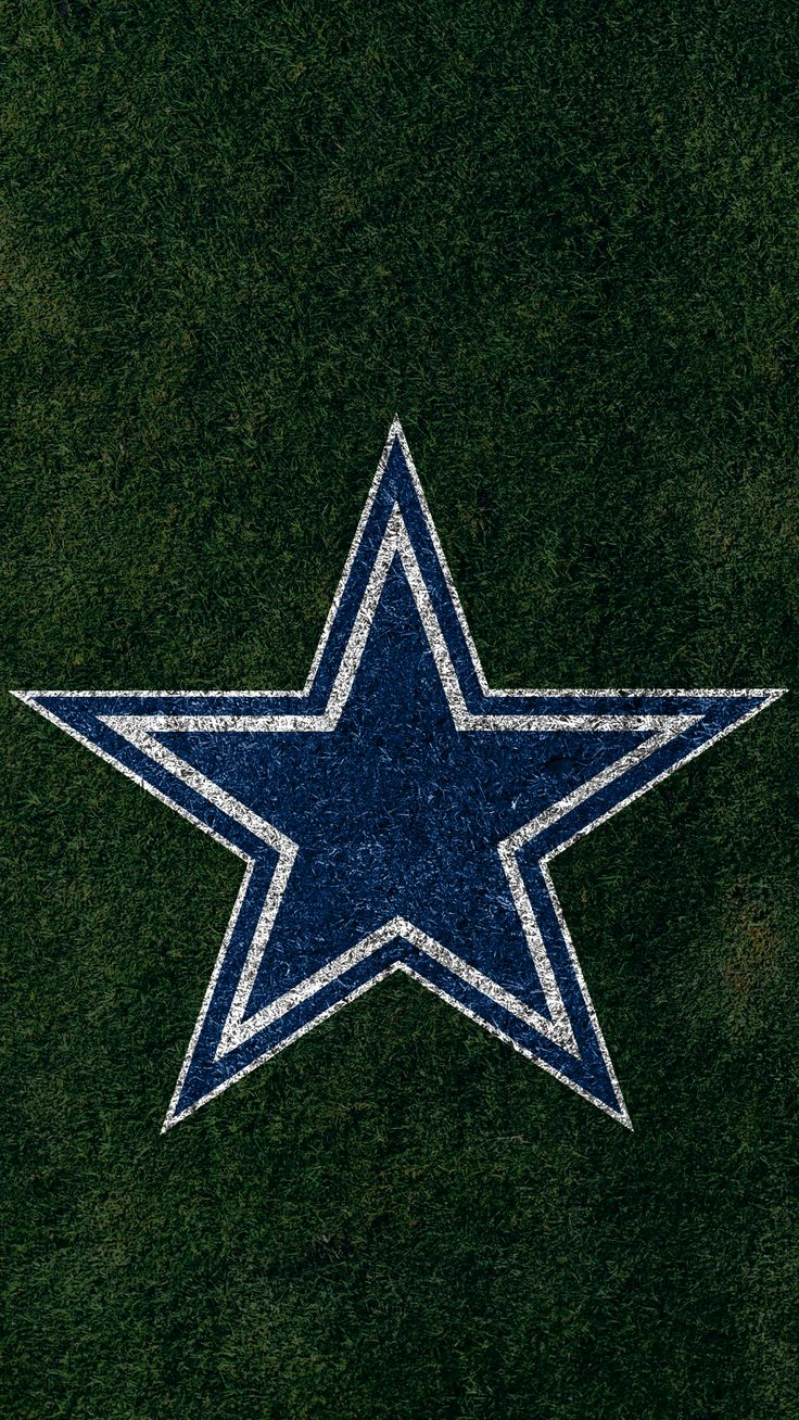 Dallas Cowboys Mobile Logo Wallpaper
