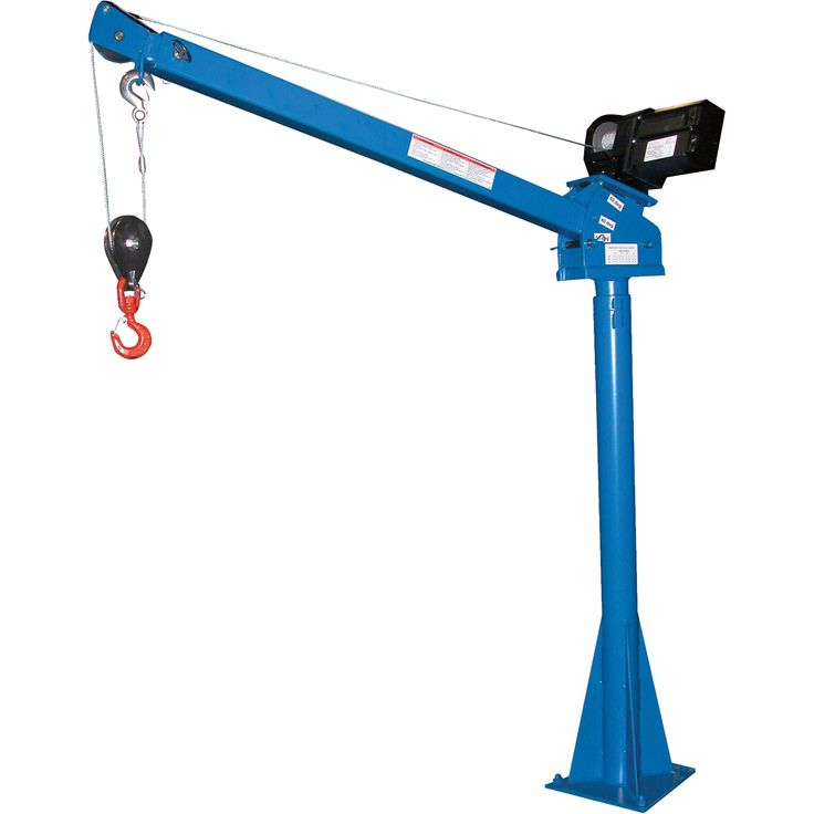 Small Jib Crane : Images about lift hoist on jack o