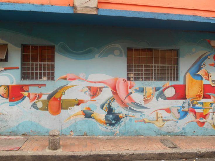 Candelaria en Bogota