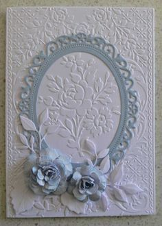 anna griffin embossing folders pictures - Google Search