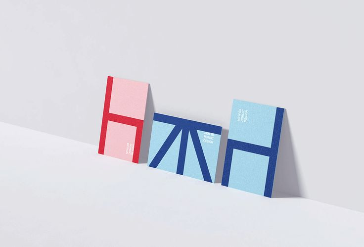 Corporate Identity, die skandinavisches Design zitiert / PAGE online
