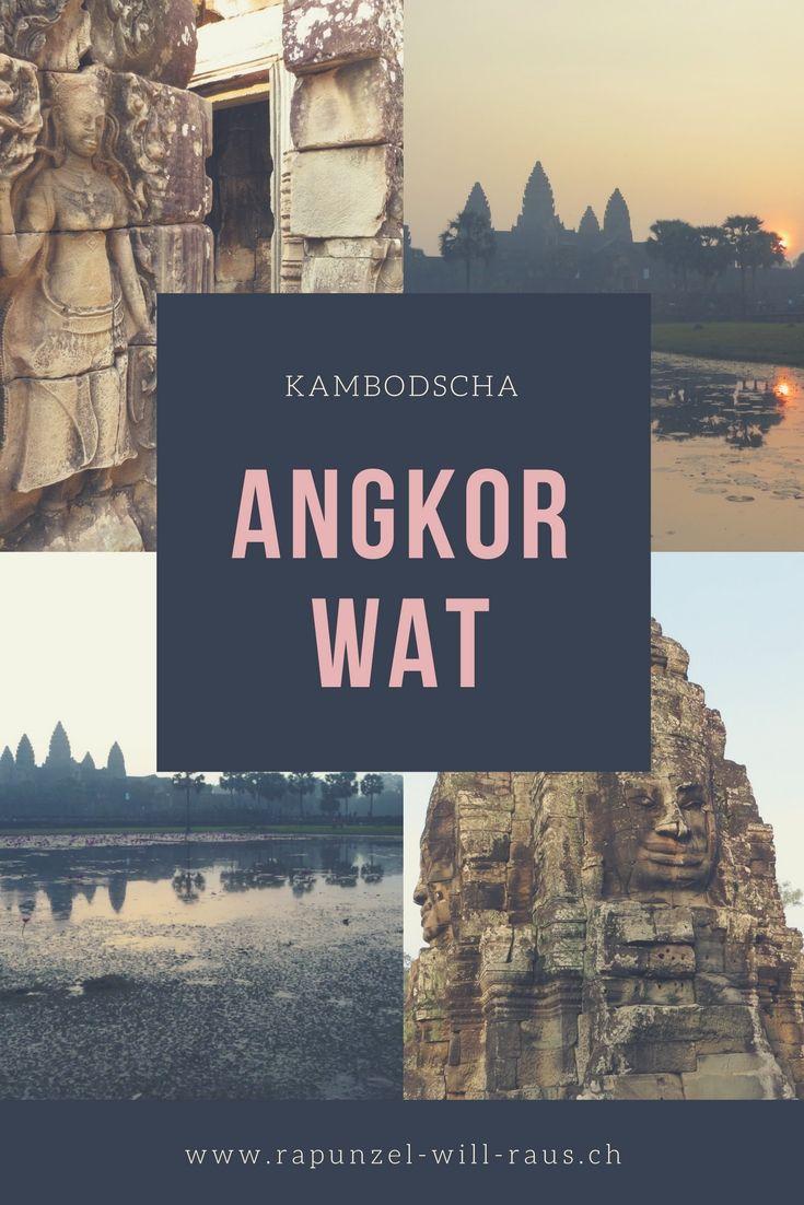 Entdecke Angkor Wat in Kambodscha!