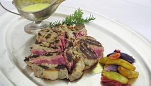 Grilled fiorentina