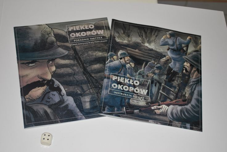 Rulebook & Tactical Handbook in polish version