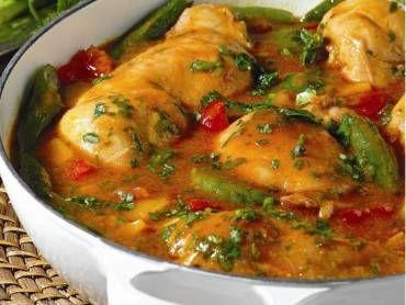 Frango com quiabo: receita saborosa e nutritiva