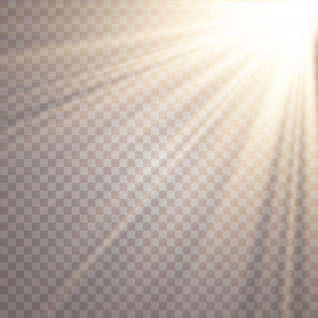 Sun Glare On Transparent Background Glo Premium Vector Freepik Vector Background Abst Light Effect Transparent Background Desktop Background Pictures