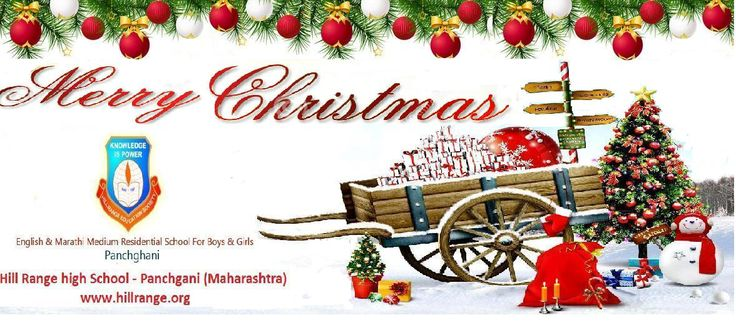Christmas is the perfect time to celebrate the love of God and family and to create memories that will last forever. Jesus is God's perfect, indescribable gift.  Wishing You All Merry Christmas With Love... Hill Range High School & Family www.hillrange.org