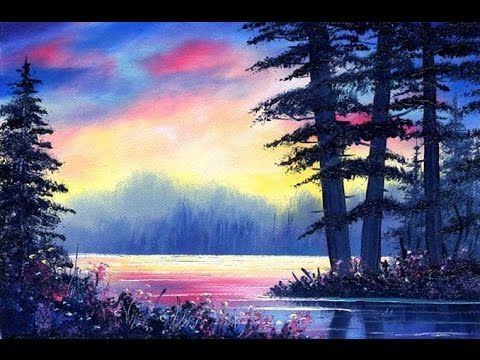 Best 25 simple oil painting ideas on pinterest oil for Easy oil painting tutorial