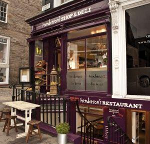 Henderson's of Edinburgh - Vegetarian Restaurant and Arts Venue..I miss this place :-(