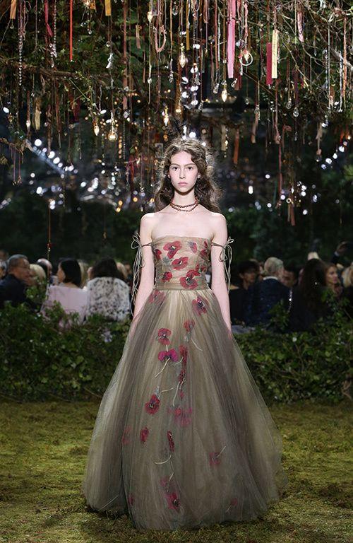 ディオール(Dior)2017 SS HAUTE COUTUREコレクション Gallery28