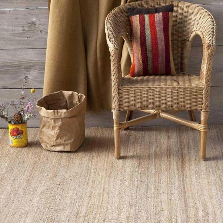M s de 25 ideas incre bles sobre alfombra de sisal en - Alfombras yute a medida ...