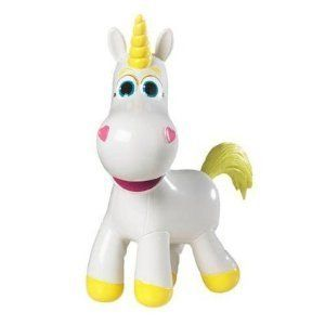 """Disney / Pixar Toy Story 3 Basic Action Figure Buttercup by Mattel. $8.15. The head turns!. Buttercup, The Unicorn from Toy Story 3. figure measures approx: 6"""" H. Ages 4 and Up.. Buttercup figure from Toy Story 3"""
