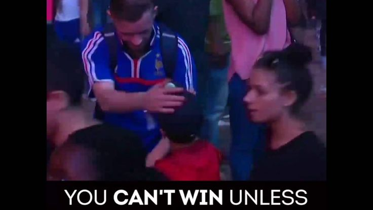 The most touching moment of Euro 2016