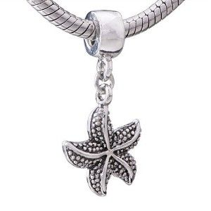 I want this one!!  Pandora Starfish Charm