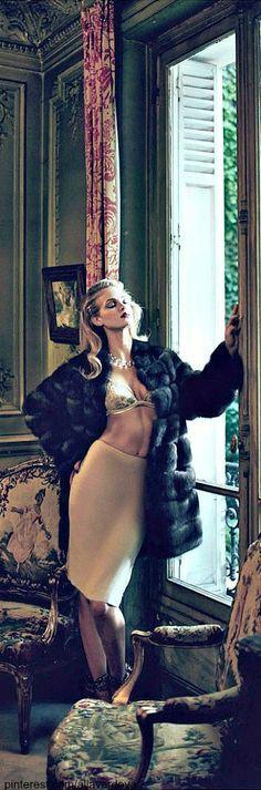Stylized Glamour, Lingerie Glamour