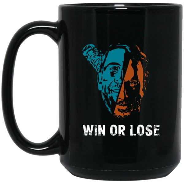 The Walking Dead Negan Rick Grimes Mug Win Or Lose Coffee Mug Tea Mug The Walking Dead Negan Rick Grimes Mug Win Or Lose Coffee Mug Tea Mug Perfect Quality for