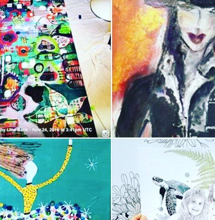 Husk du som www.CREATIVES.nu medlem kan bruge de udvalgte sociale medier som bla vores FB gruppe til at poste din kreative process og gøre din kunst og designs og det du har gang i mere synlig for omverden     Se nye opslag i vores FB -gruppe  https://www.facebook.com/groups/CREATIVES.nu/