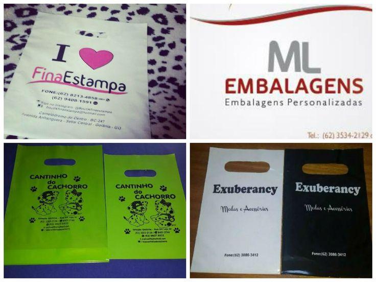 ML Embalagens Goiania Ml Embalagens Personalizadas a 2 Anos trazendo exclusividades para você cliente. Faça já o seu Orçamento!! Empresas Goiania