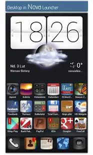 4800+ Icons, nice design and beautiful shape!   DCikonZ ADW Apex Nova Go Theme