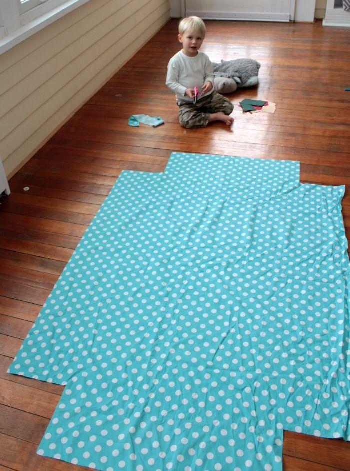 Sew A Crib Sheet Baby 3 Gets Bedding Tutorials Crib