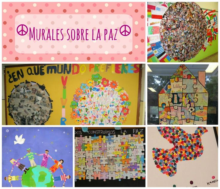 Comenzamos la semana con una entrada llena de ideas para crear con los niños y niñas diferentes proyectos artísticos para el Día ...