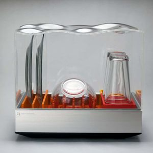 Tetra, the Microwave-Sized Countertop Dishwasher