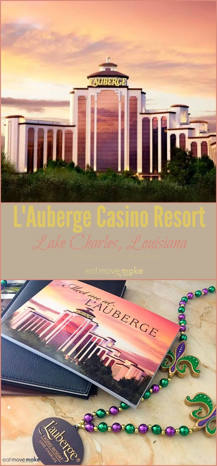 L'Auberge Casino Resort in Lake Charles, Louisiana (USA). Enjoy impeccable service and true southern hospitality, award-winning restaurants, a spa, pool, lazy river, casino and more! via @eatmovemake