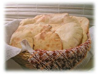 Okara Mountain • Okara recipes, vegetarian recipes: okara pita bread •