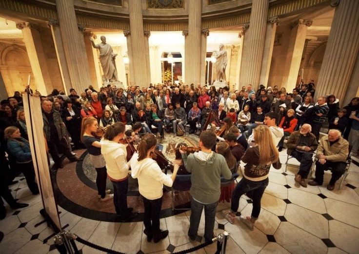 "ARTS EVENTS. Dublin Culture Night. ""Dublin Culture Night"""