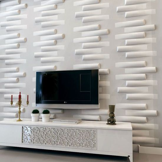 A10026 3d pvc wall d cor 1 box tv wall panel wall panel design pvc wall panels - 32 inch wallpaper tv ...