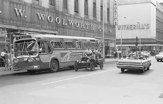 Woolworths Syracuse, NY  ~Laura B & i would take the bus ALONE from Solvay-this was one of our shop stops.ck~