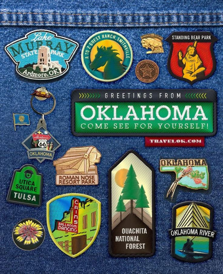 Pick up a 2017 Oklahoma Travel Guide for a free passport